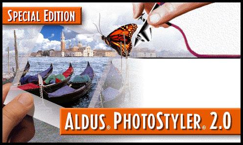 Aldus Photostyler Free Download